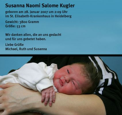Susanna Naomi Salome