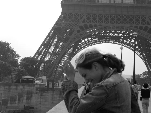 Suse in Paris.
