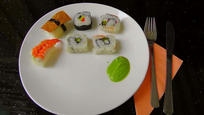 Sushi im All