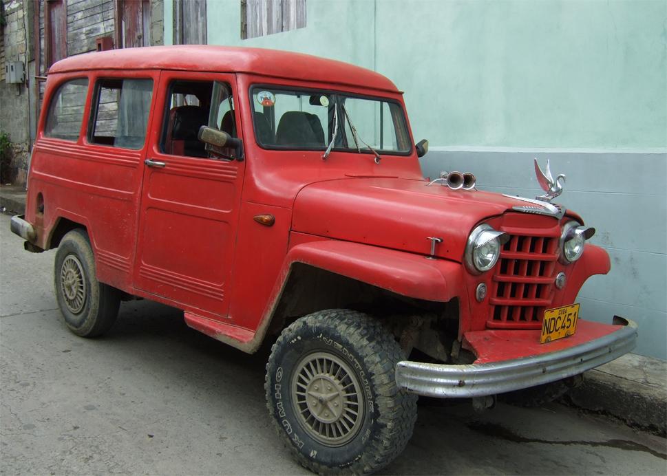 """""""SUV"""" russischer oder amerikanischer Herkunft"""