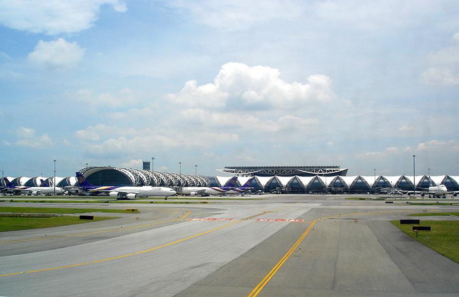 Suvarnabhumi Airport, Bangkok [1]