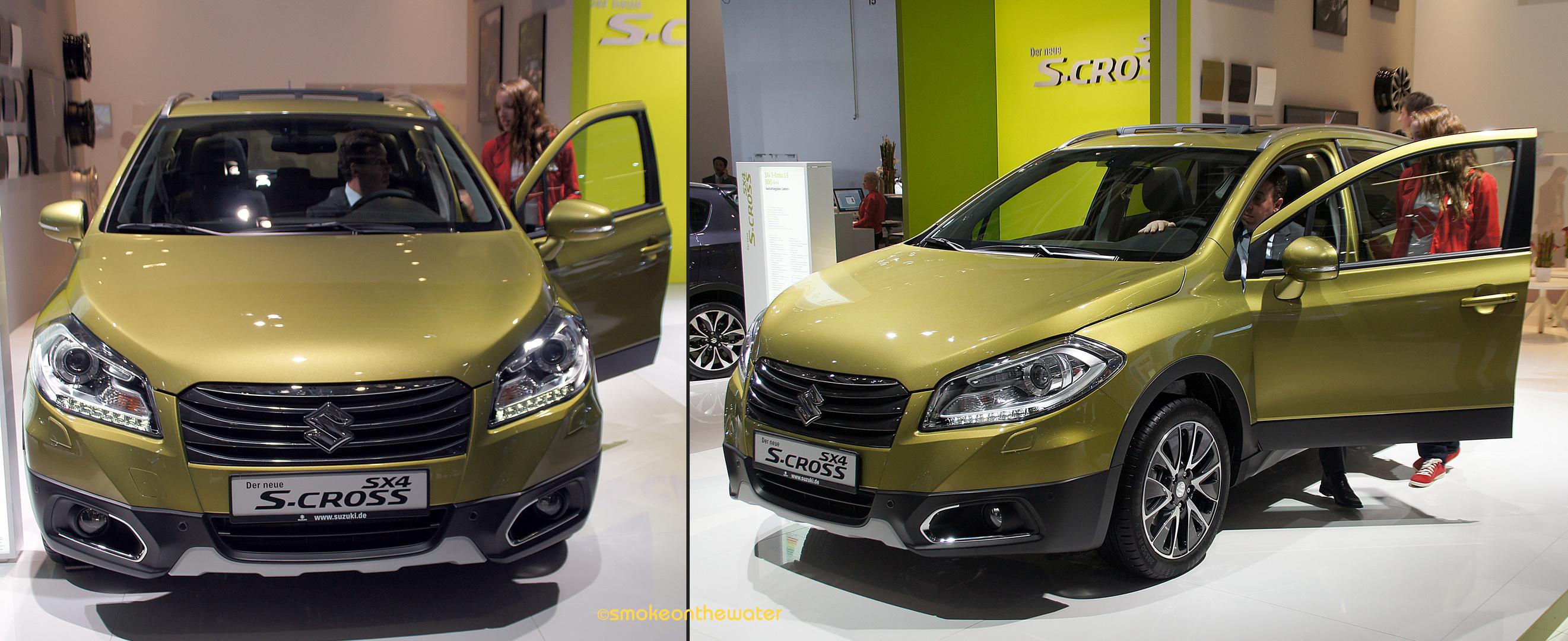 Suzuki SX4 S.Cross
