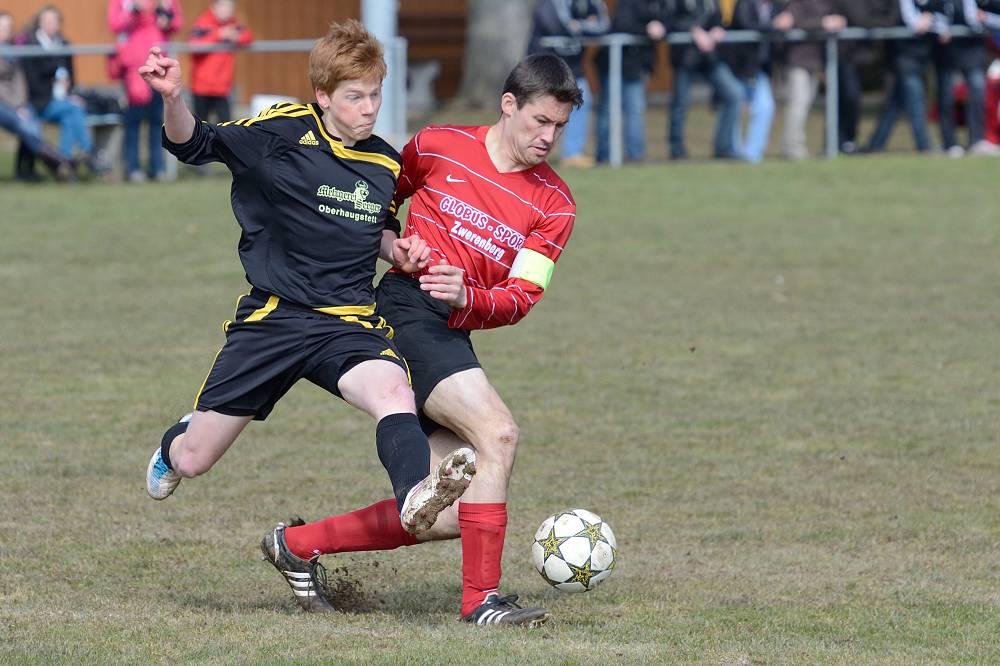 SV Breitenberg gegen Schönbronn