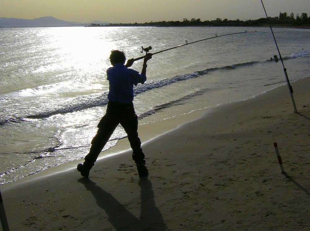 Svago in riva al mare