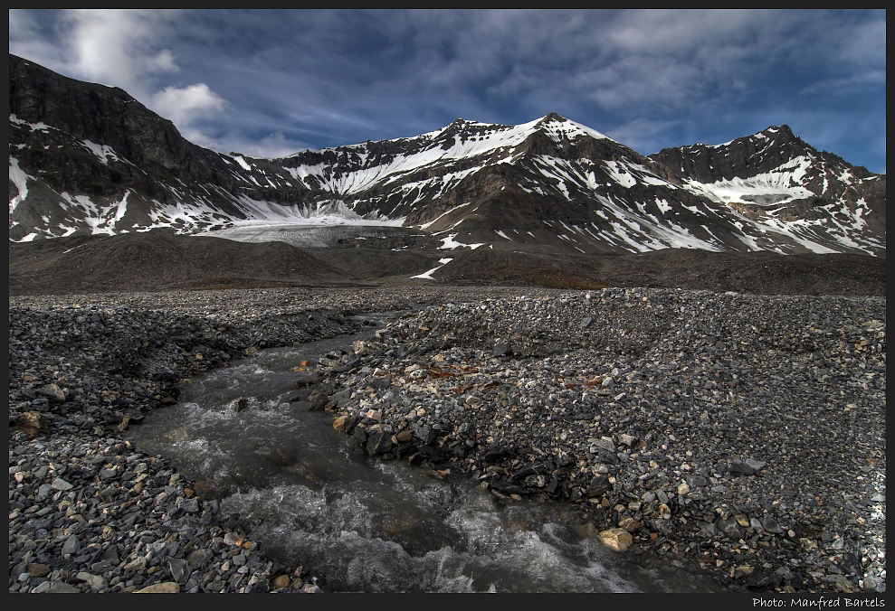 Svalbard - Very special landscape...