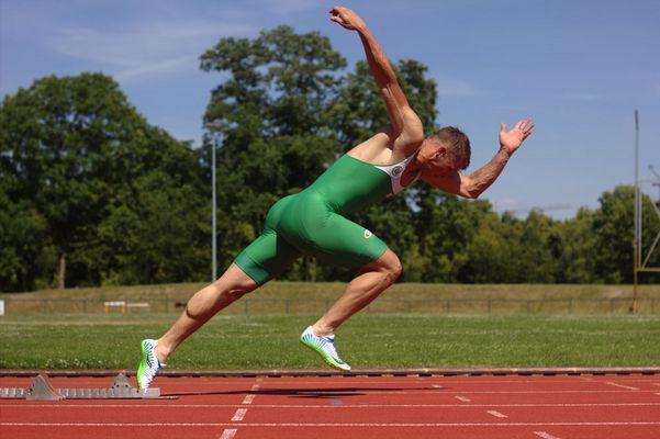 Sven Knipphals Sprinter beim VfL Wolfsburg