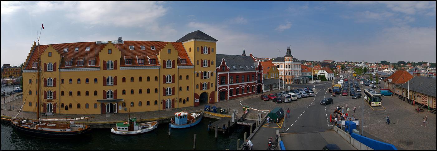 Svendborg Hafenpanographie