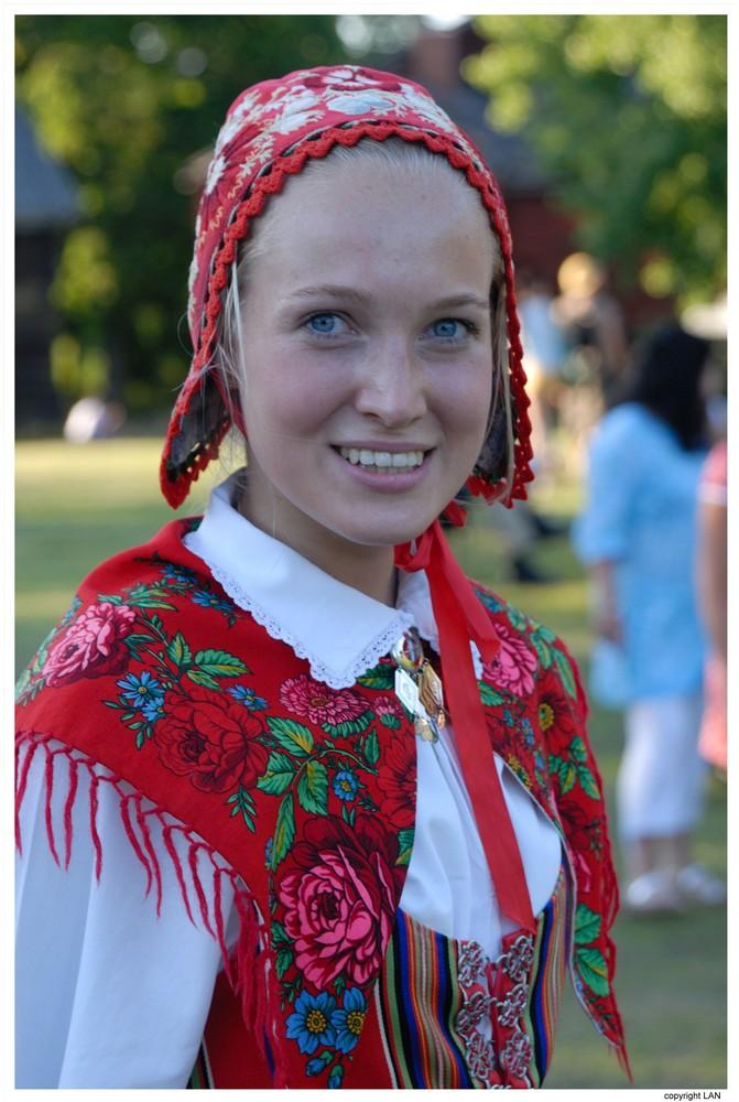 svenska dansös