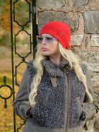 Svetlana im Herbst