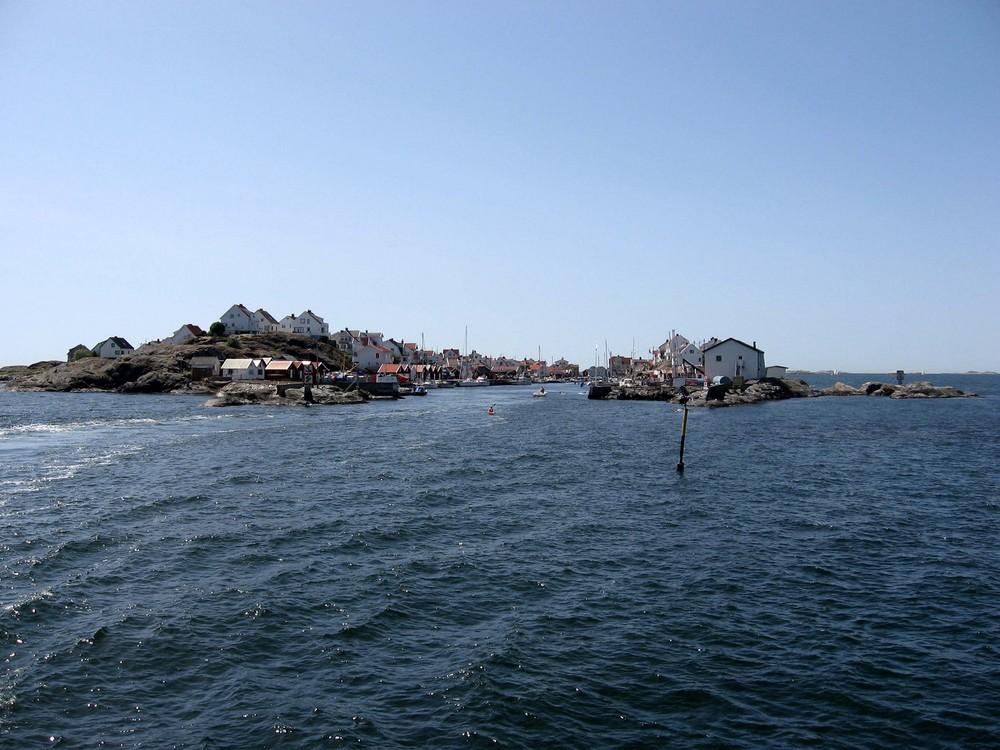 Svezia Isola di Åstol