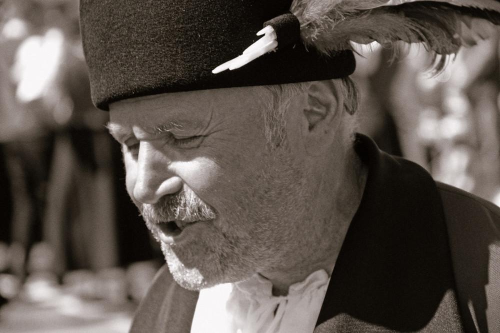 SW Portrait eines Herren