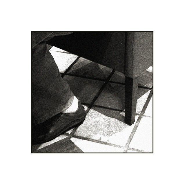 S/W-Quadrat, dreieckig