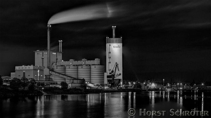 S/W-Umsetzung Kraftwerk Bremen Hastedt