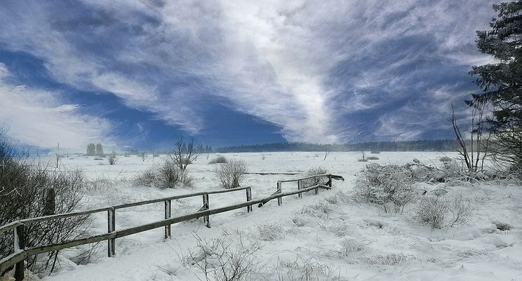 Swamp of ice and snow (5)