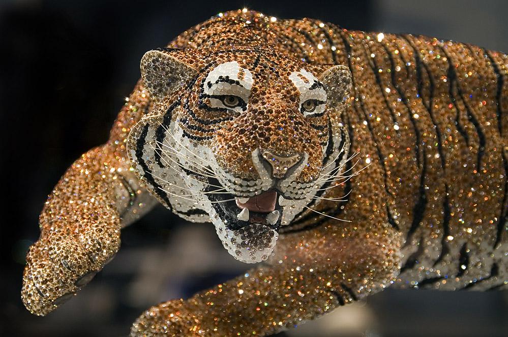 Swarovski-Tiger