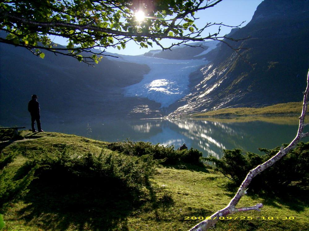 Swartissen-Gletscher