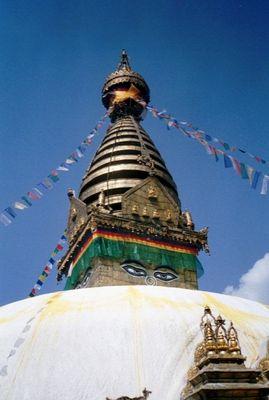 Swayanbhunath Stupa