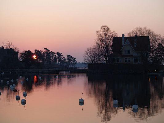 Sweden Sunrise