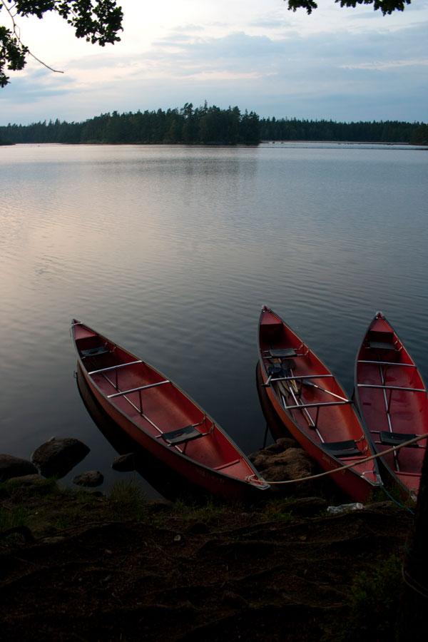Swedish Canoe