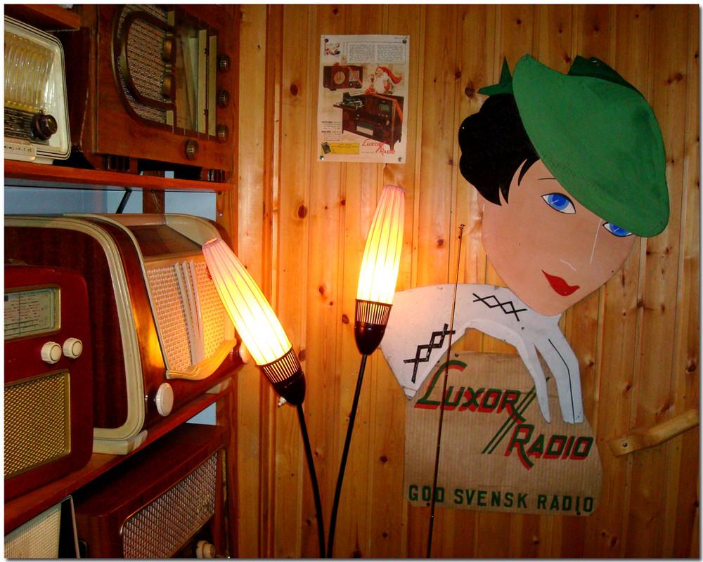 Swedish radio nostalgia
