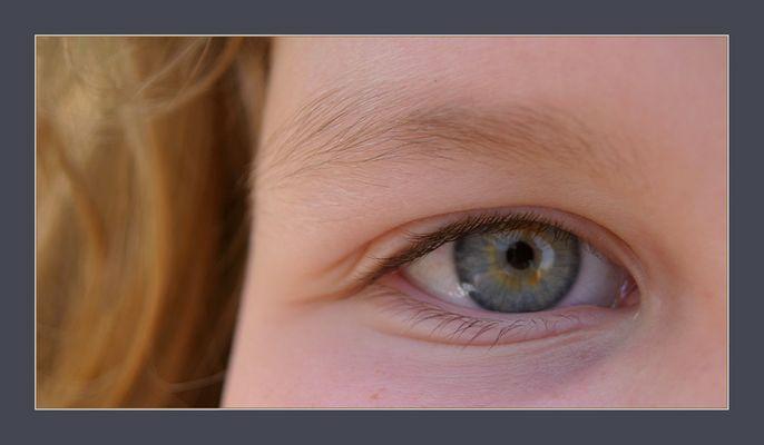 sweet blue eye