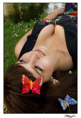 Sweet Little Butterfly...