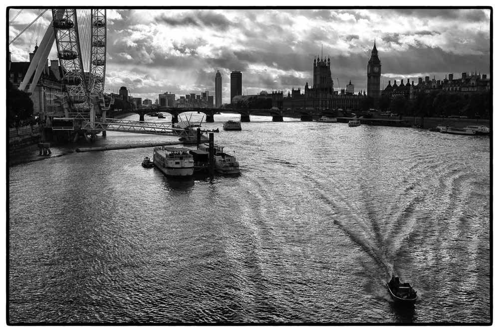 Sweet Thames Flow Softly