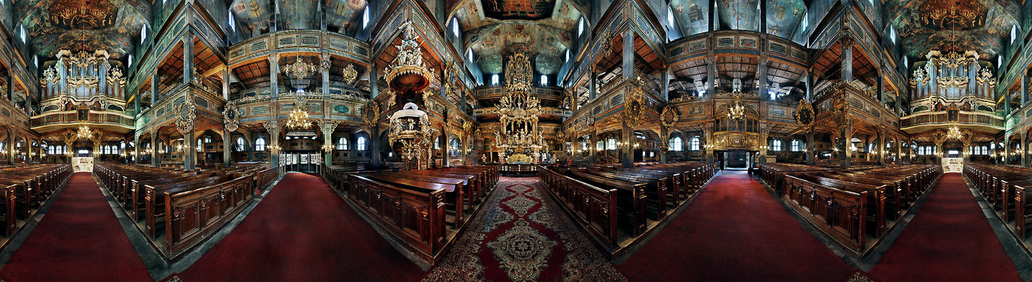Swidnica - Friedenskirche