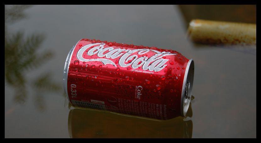 Swimming Cola