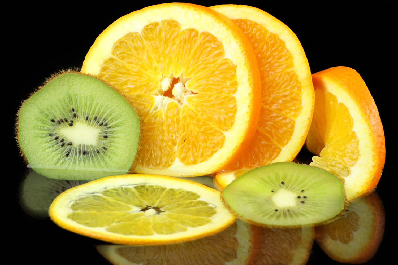Swimming Orange