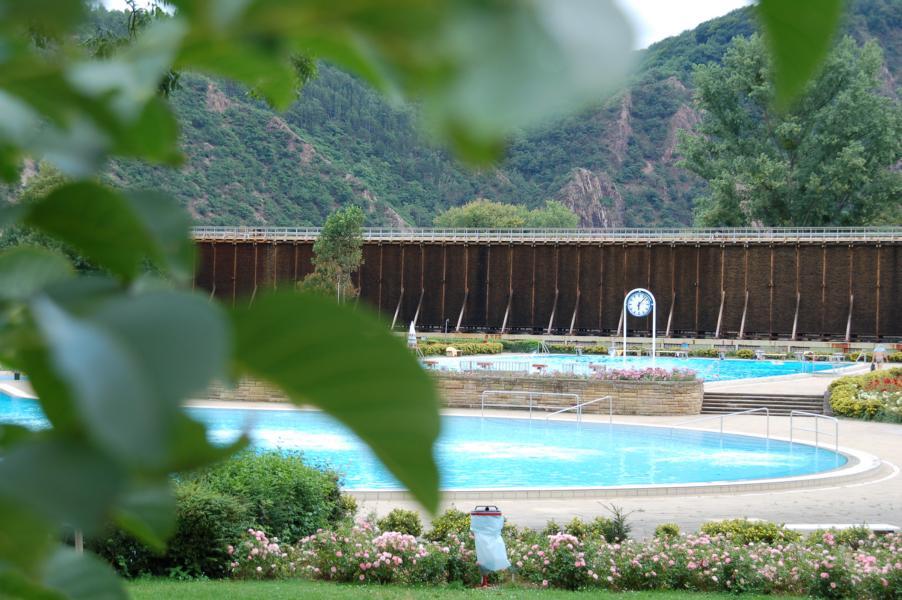 Swimmingpool im Salinental in Bad Kreuznach