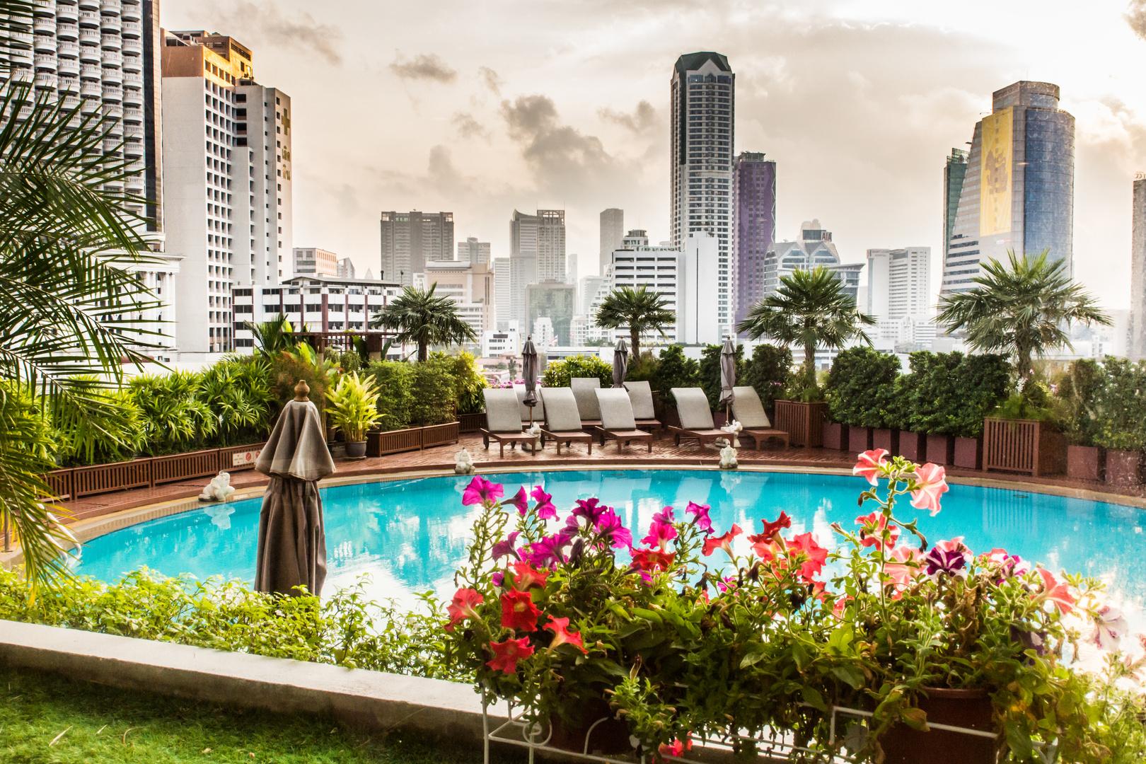 swimmingpool - Silom Centre Point/Bangkok