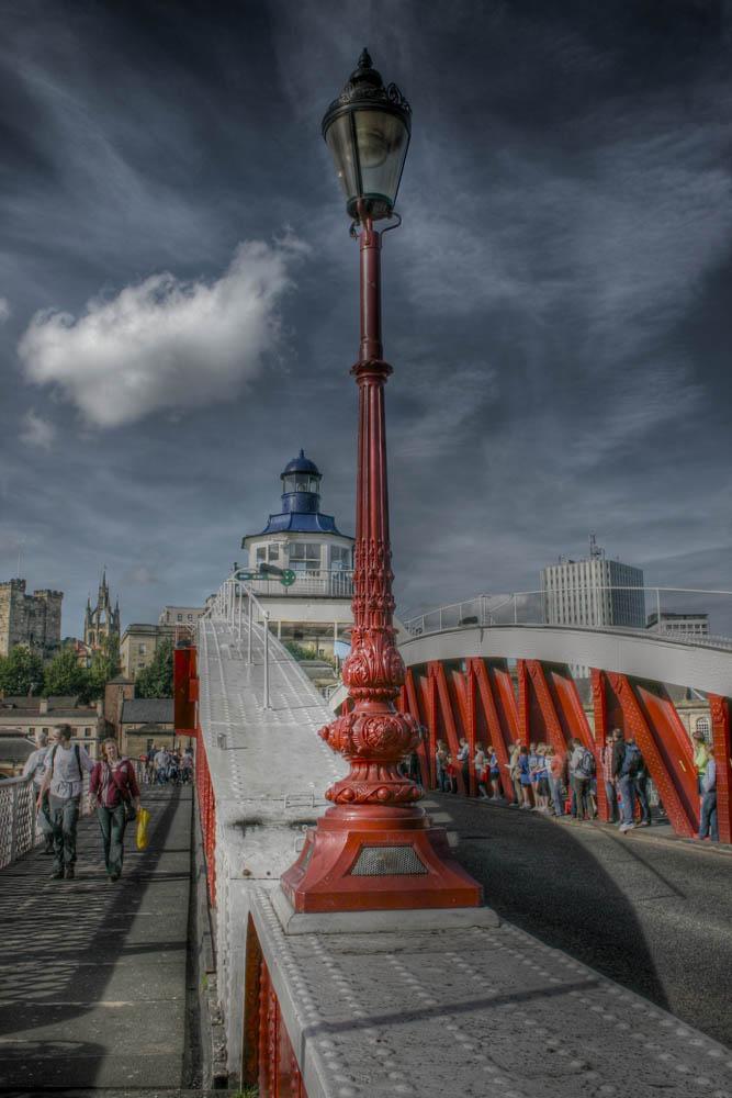 Swing Bridge in Newcastle