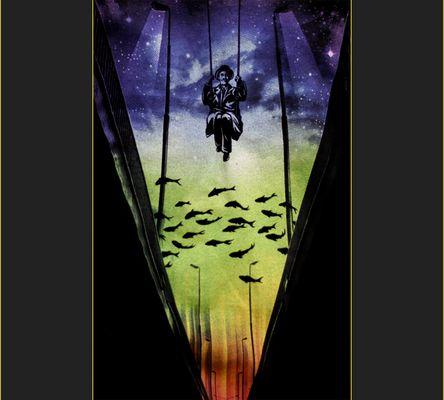swinging away ....
