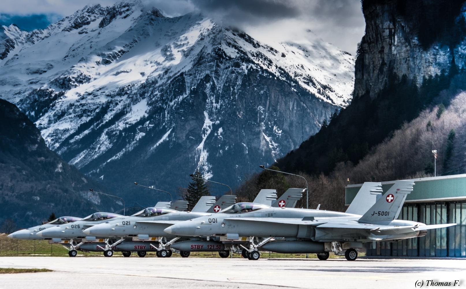 Swiss Air Force Meiringen