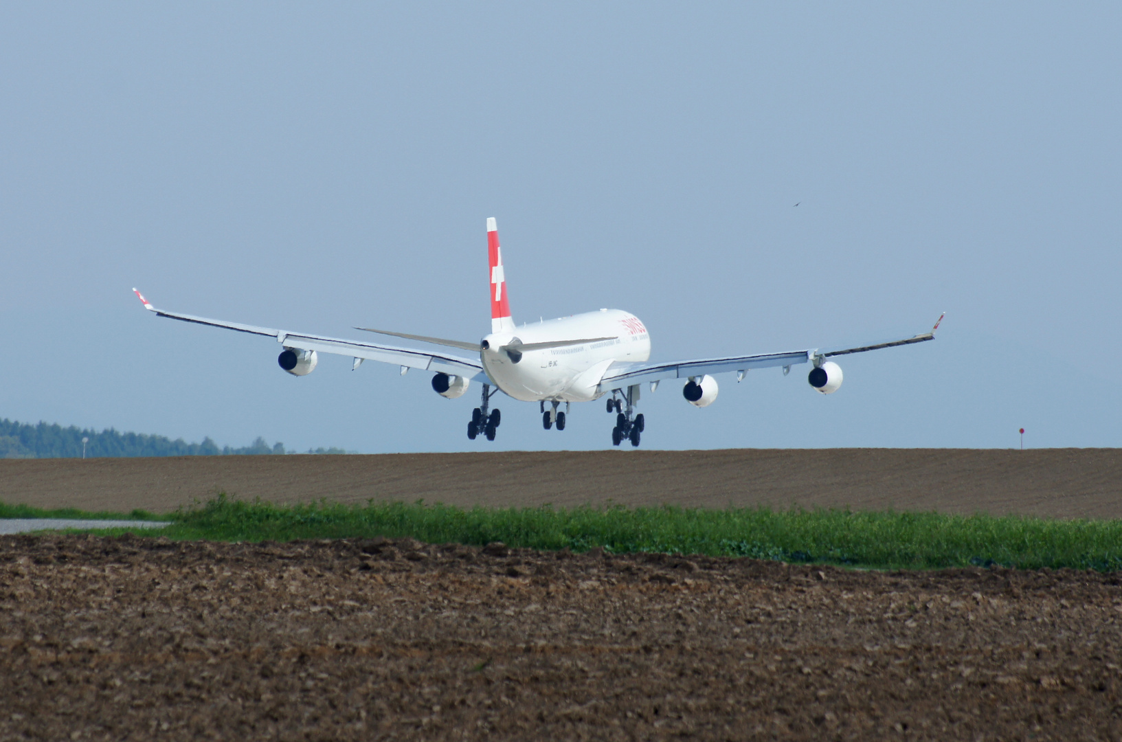Swiss Airbus-A340