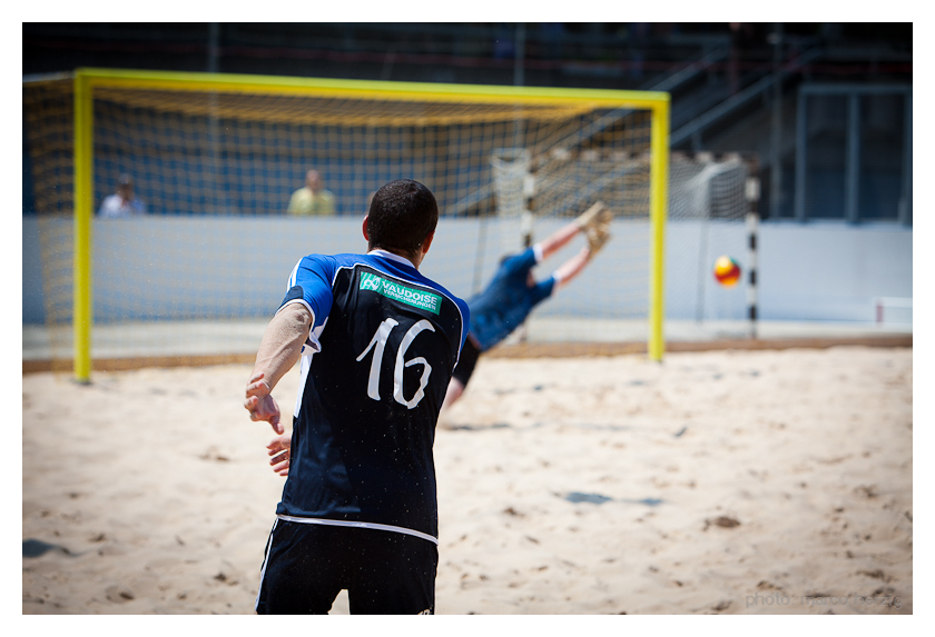 Swiss Beach Soccer