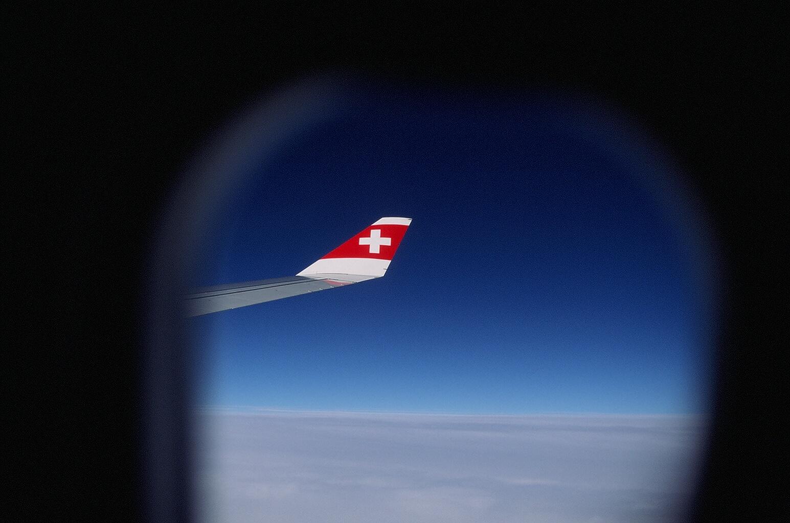 Swiss; ich nime non Campari Soda....