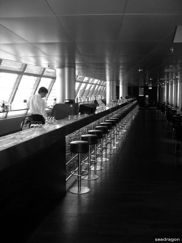 SWISS International Airlines - First Class Lounge - Zurich Airport