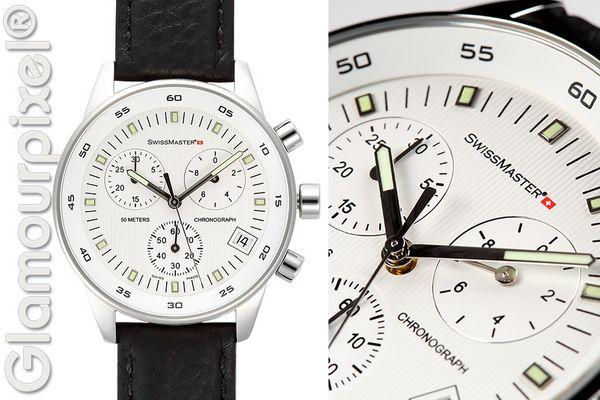 Swissmaster Uhrenfotografie
