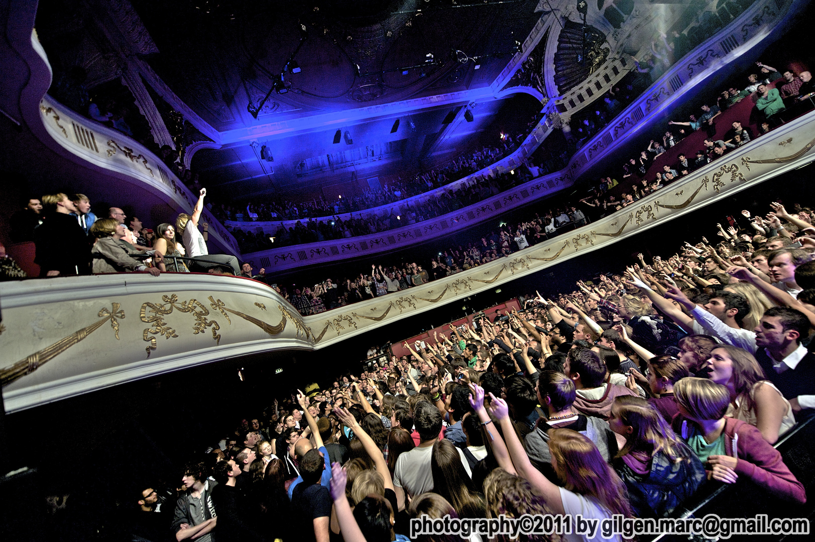 Switchfoot sold out show at o2 shepherd's bush empire london