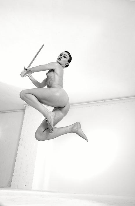 sword jump