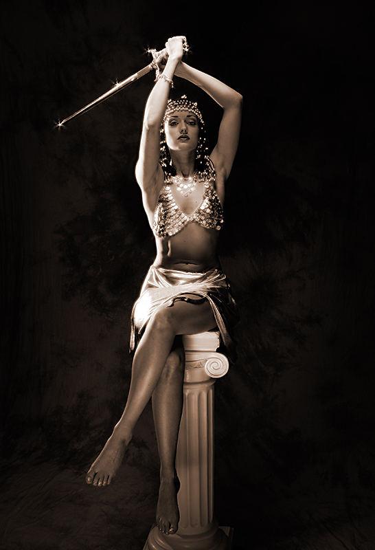 swordwoman