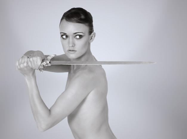 swordwoman veronique