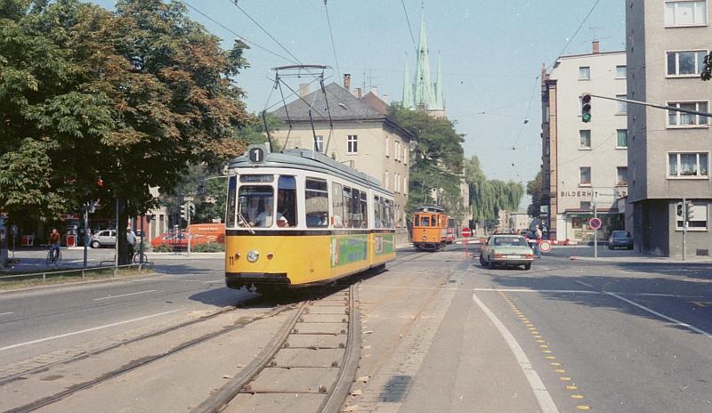 SWU - Ulmer GT 4 (ex Reutlingen)