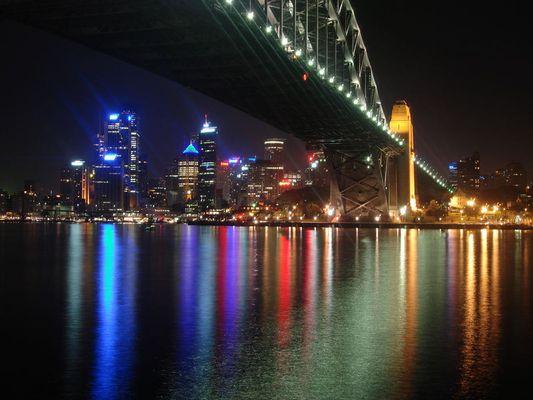 SYDNEY 2007 (Harbour Bridge)