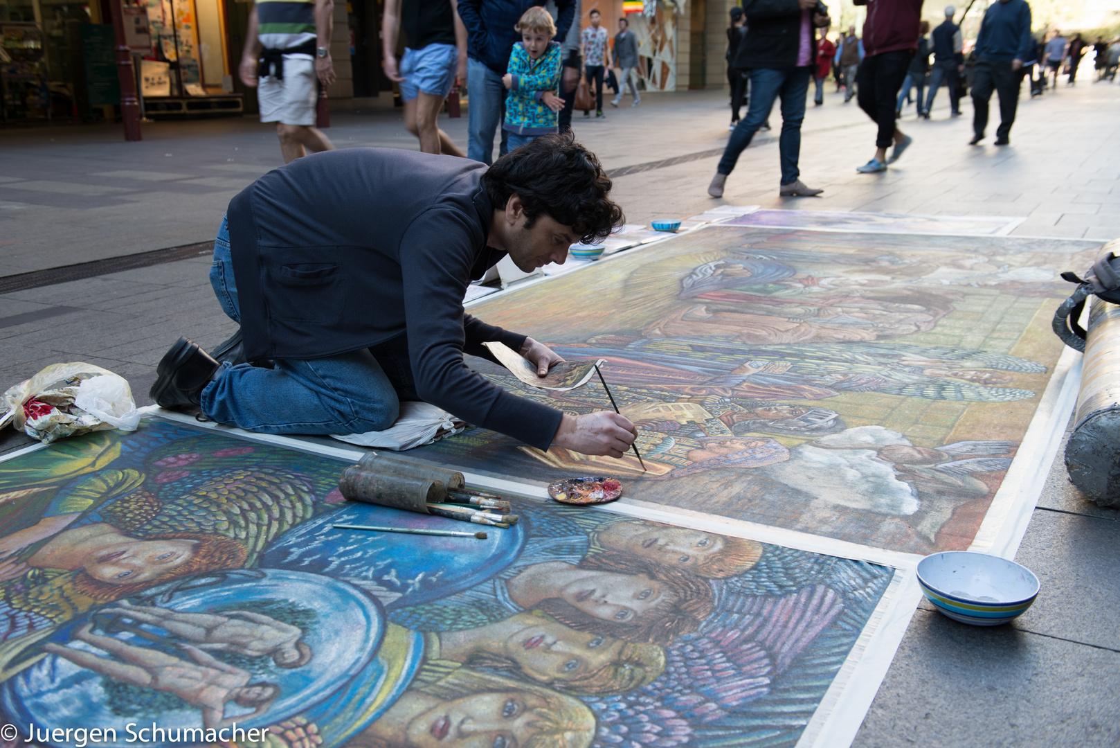Sydney Artist