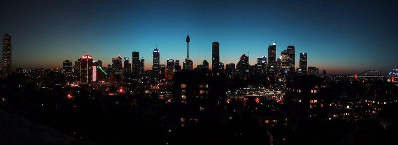 Sydney at Night