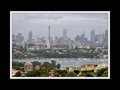Sydney bei schlechtem Wetter 01
