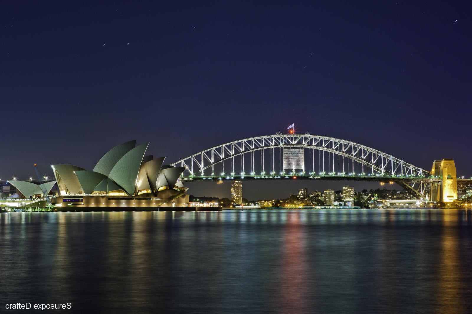 Sydney Blue Hour